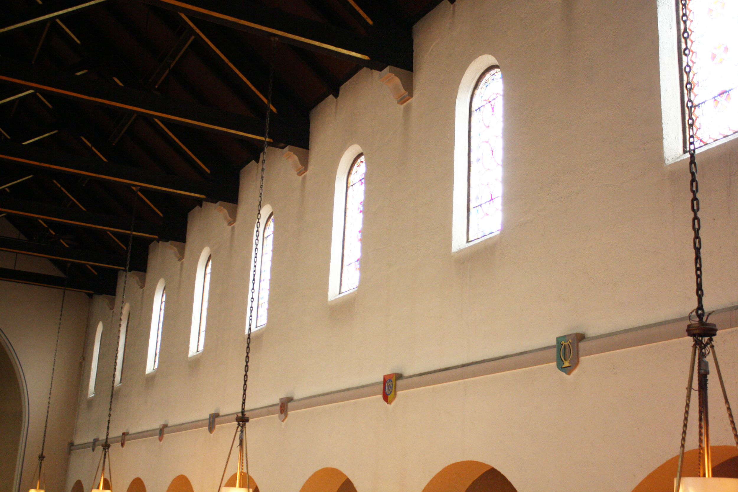 Clerestory Windows