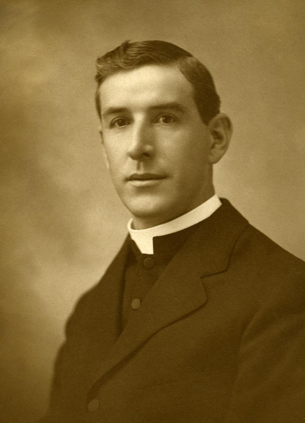 Fr. Linus Brugger, O.S.B.