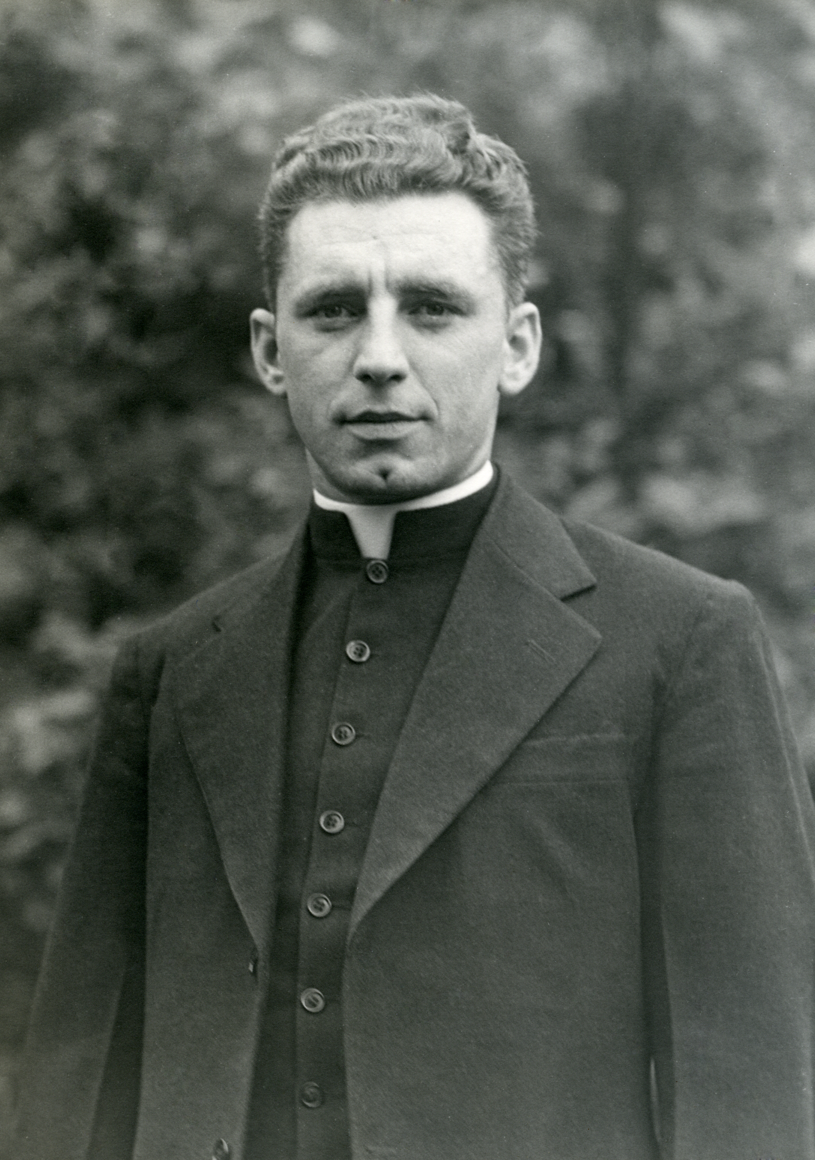 Fr. Stephen Wendell, O.S.B.