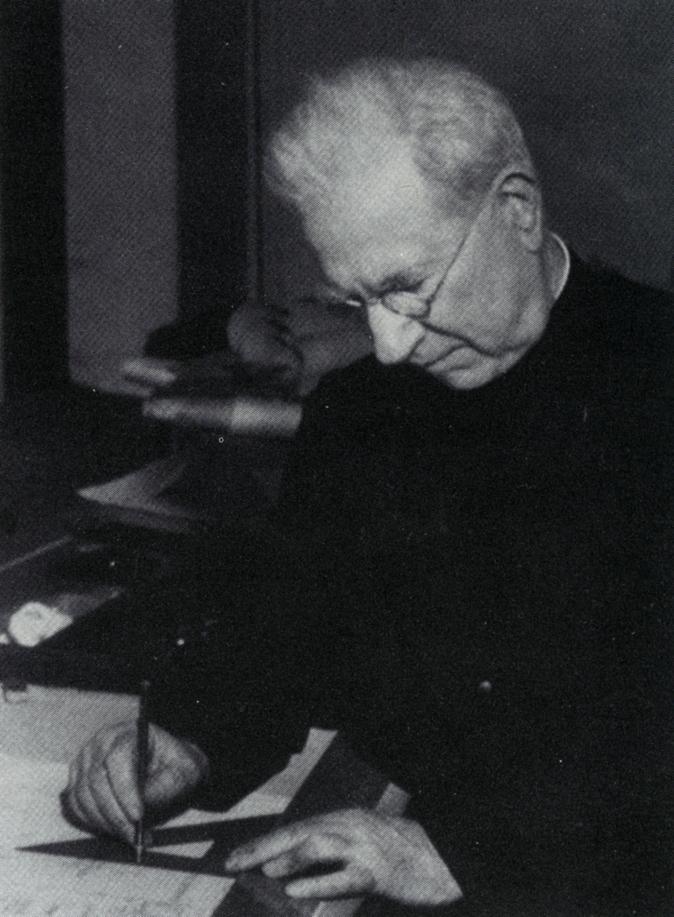 Fr. Michael McInerney, O.S.B.