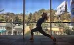 book a yoga session -