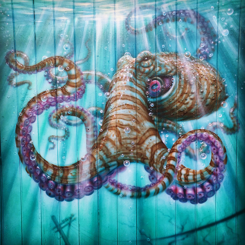 Public / Street Murals