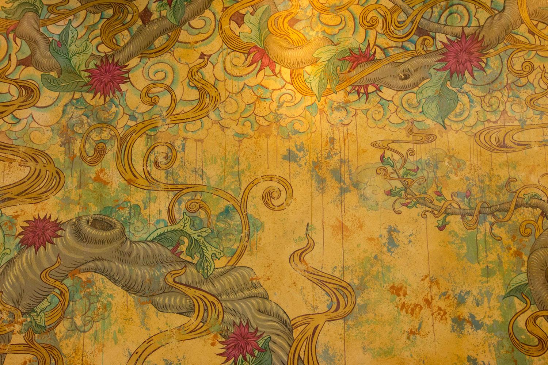 Mural at Mi Tocaya