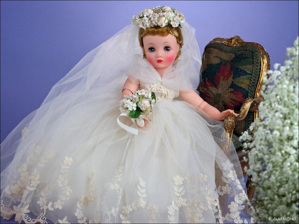 Elise Sitting -Elise Bride 1958 No. 1750