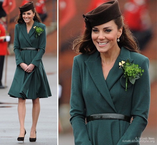 The Duchess of Cambridge often wears the pillbox hat style.