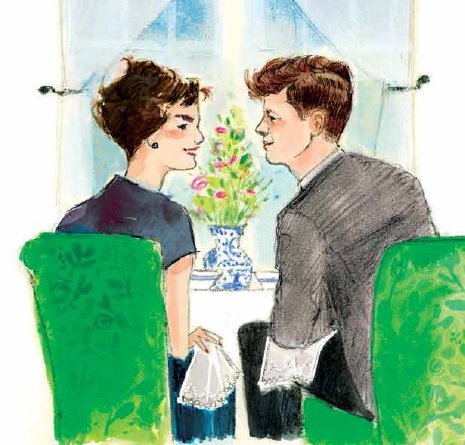 Just Being Jackie - This dazzling picture book celebrates her timeless style and grace, exploring her legacy outside of the public eye.