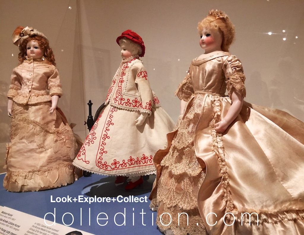 Maison Huet - French Fashion Dolls
