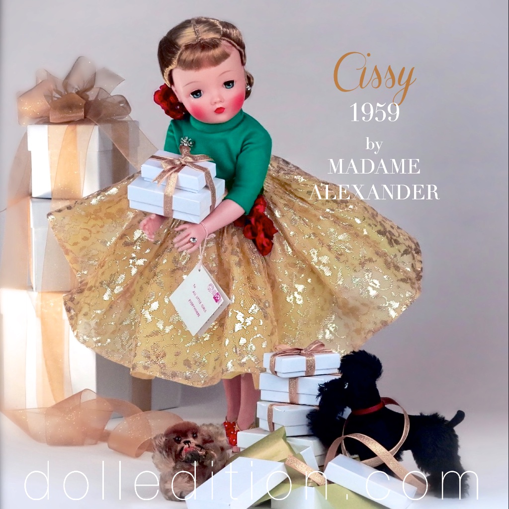 Cissy 1959 No. 2115 by Madame Alexander