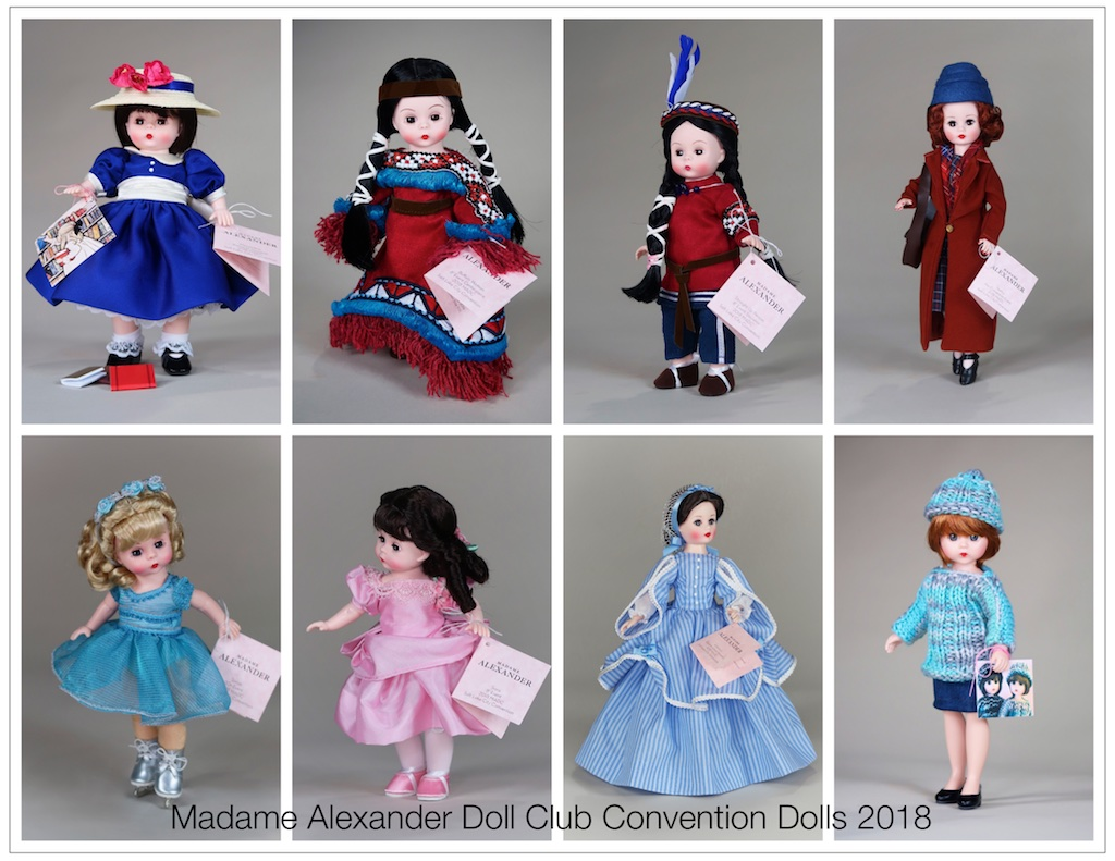 MADC - 2018 Salt Lake City Convention Dolls