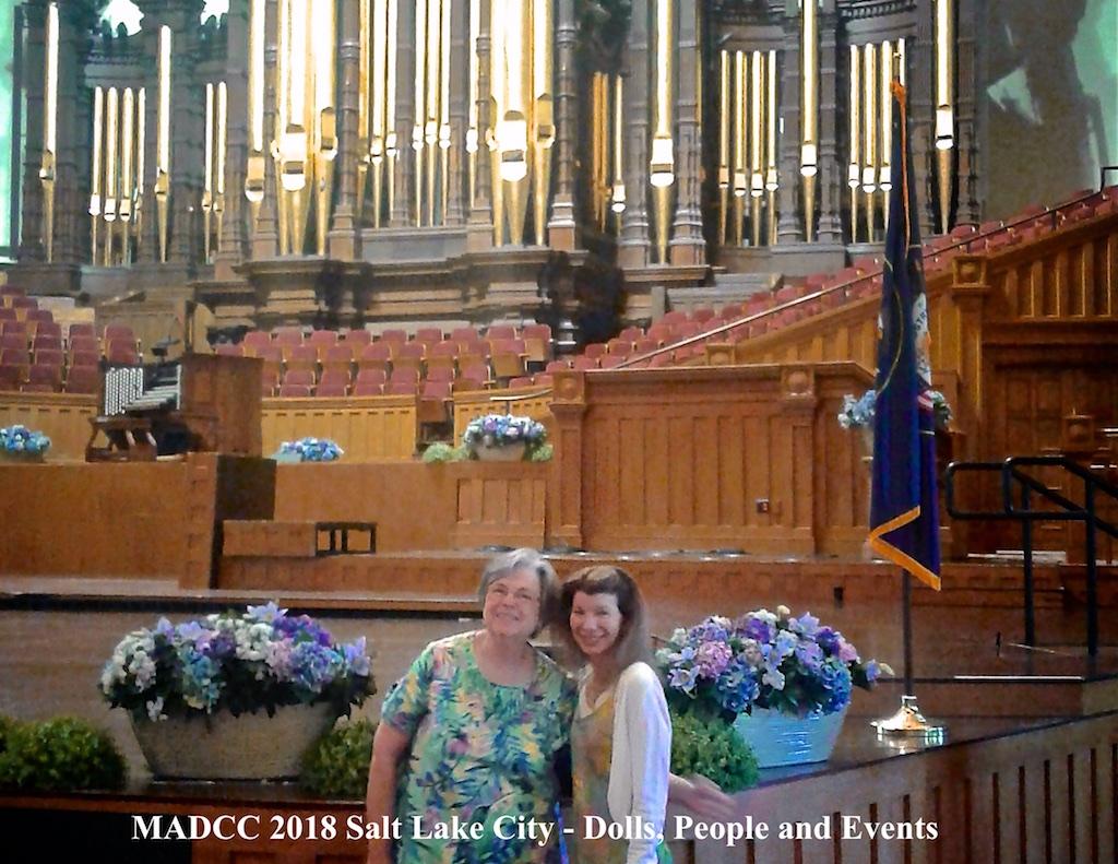 The Tabernacle pipe organ… photo by Jeff Oerding