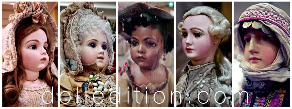 The legendary collection of    Margaret Lumia   , an exceptional representation of antique dolls ranging from early wood and paper mâché to superb French dolls and the rarest of the German bisque.