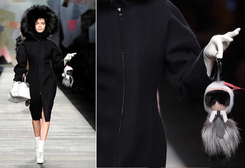 Karl Lagerfeld -1933 / 2019 - THE FASHION, THE LEGEND, THE DOLLS