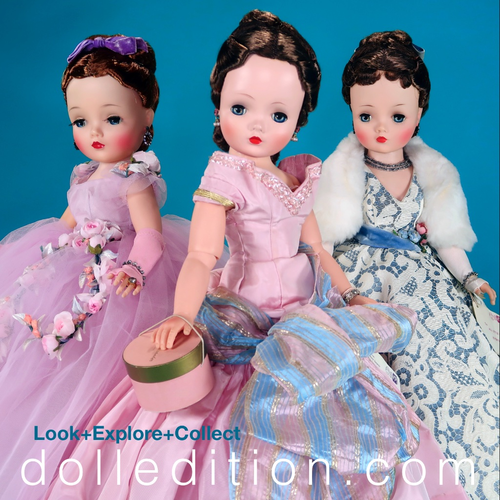 - dolledition.com ad in Doll News Magazine, Summer 2019 Issue