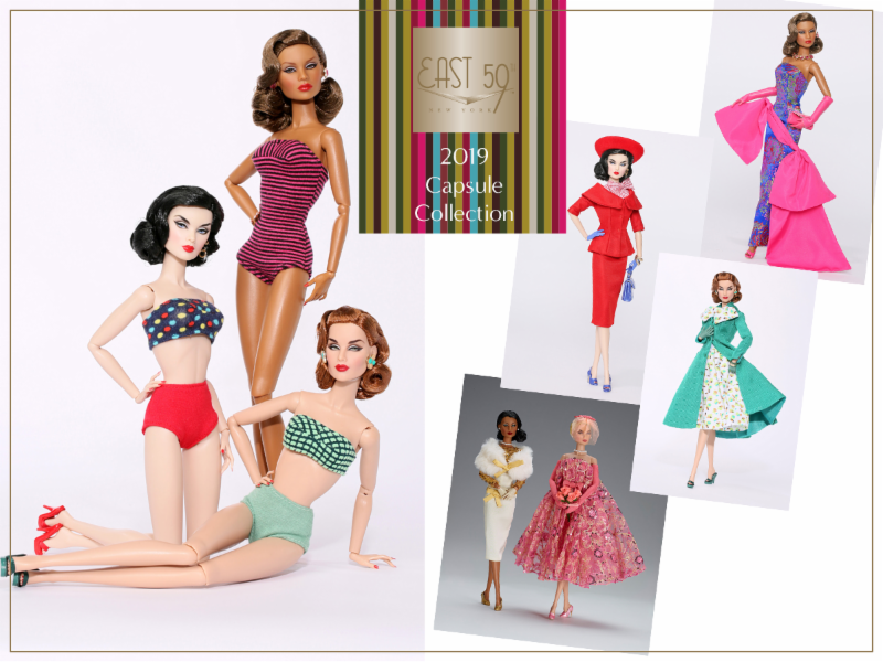 Integrity Toys East 59th St Capsule Doll Collection