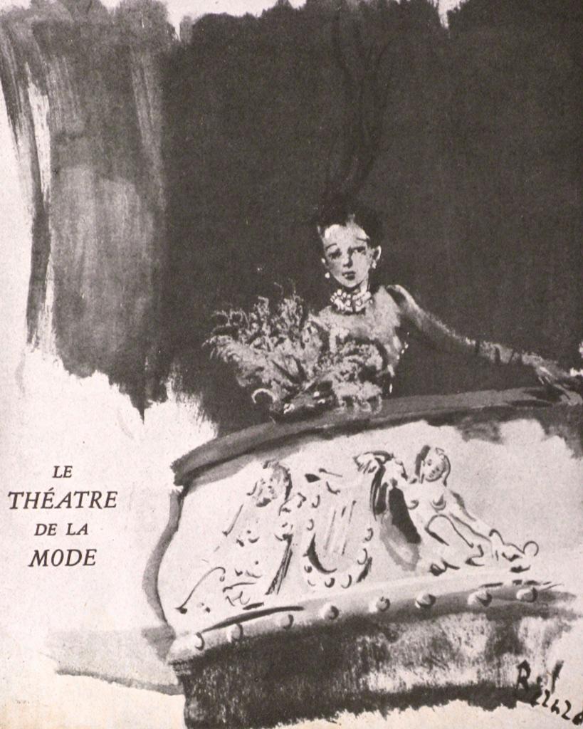 - Théâtre De La Mode, NYC 1946
