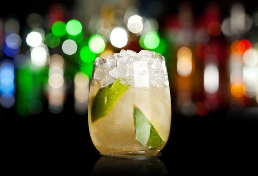 Sparkling Balsamic Refresher