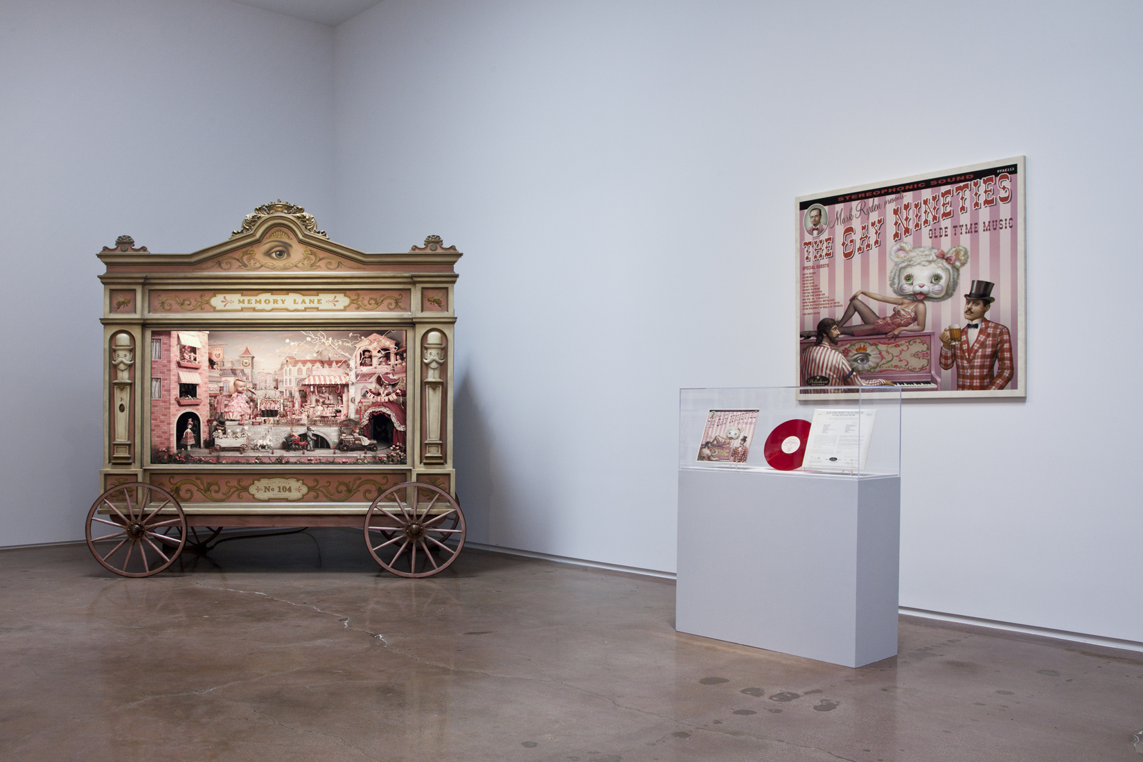 MARK RYDEN THE GAY 90s: WEST, May 3 - June 28, 2014