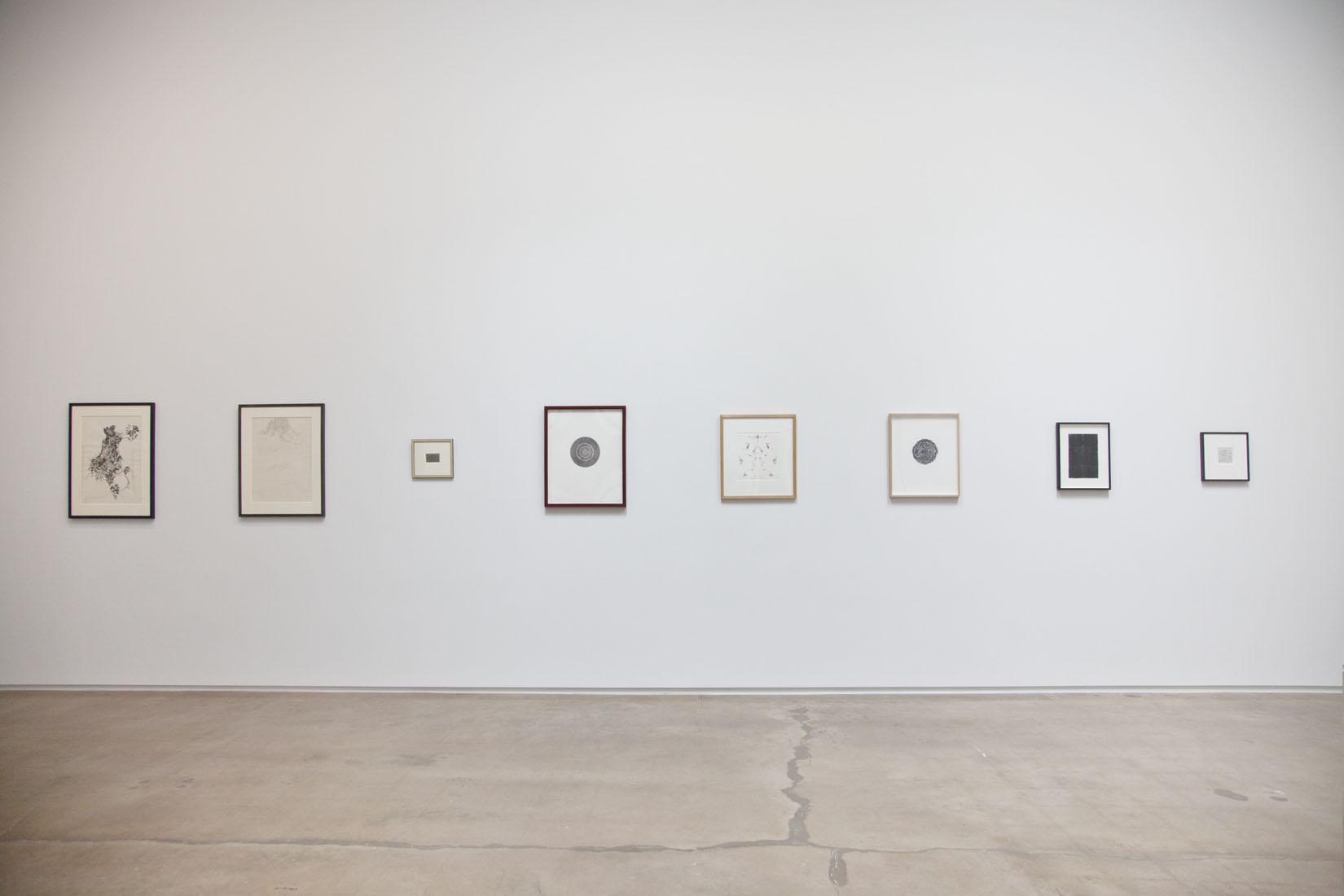 Bruce Conner: CROSSROADS & Works on Paper, November 8 - December 20, 2014