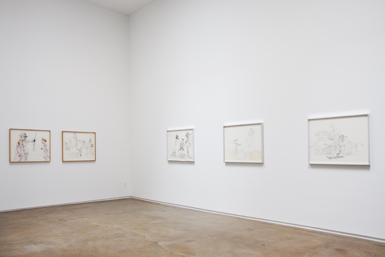 """John Altoon, """"Works from the Estate,"""" September 16 - October 29, 2016"""