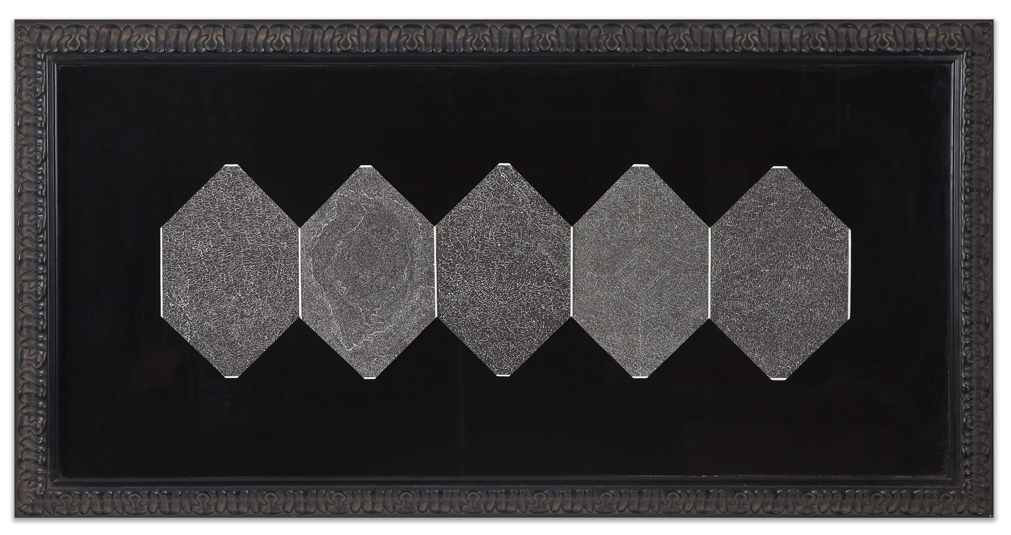 Bruce Conner, UNTITLED, c. 1970-71, Lithograph, 8 1/2 x 27 inches