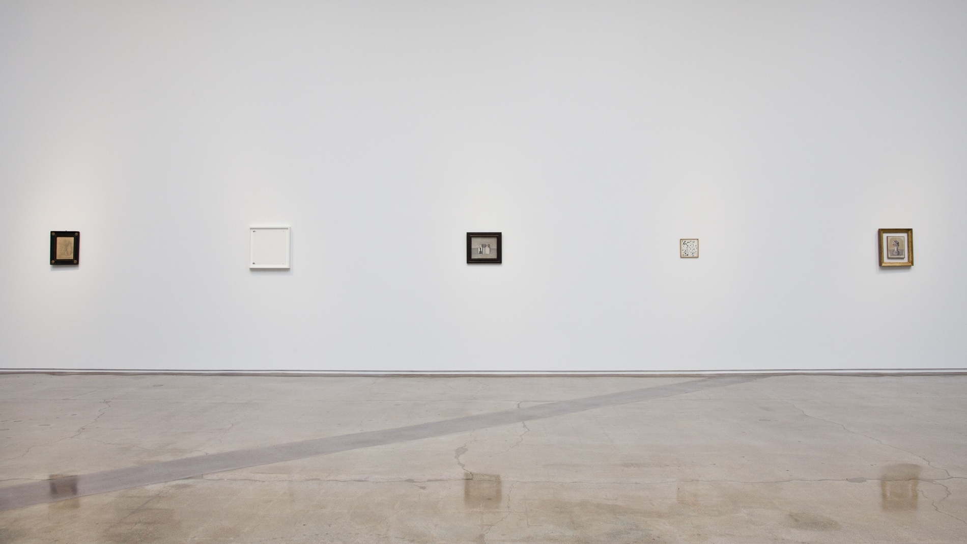 """Object/Space: Robert Ryman + Giorgio Morandi,"" September 19 - October 31, 2015"