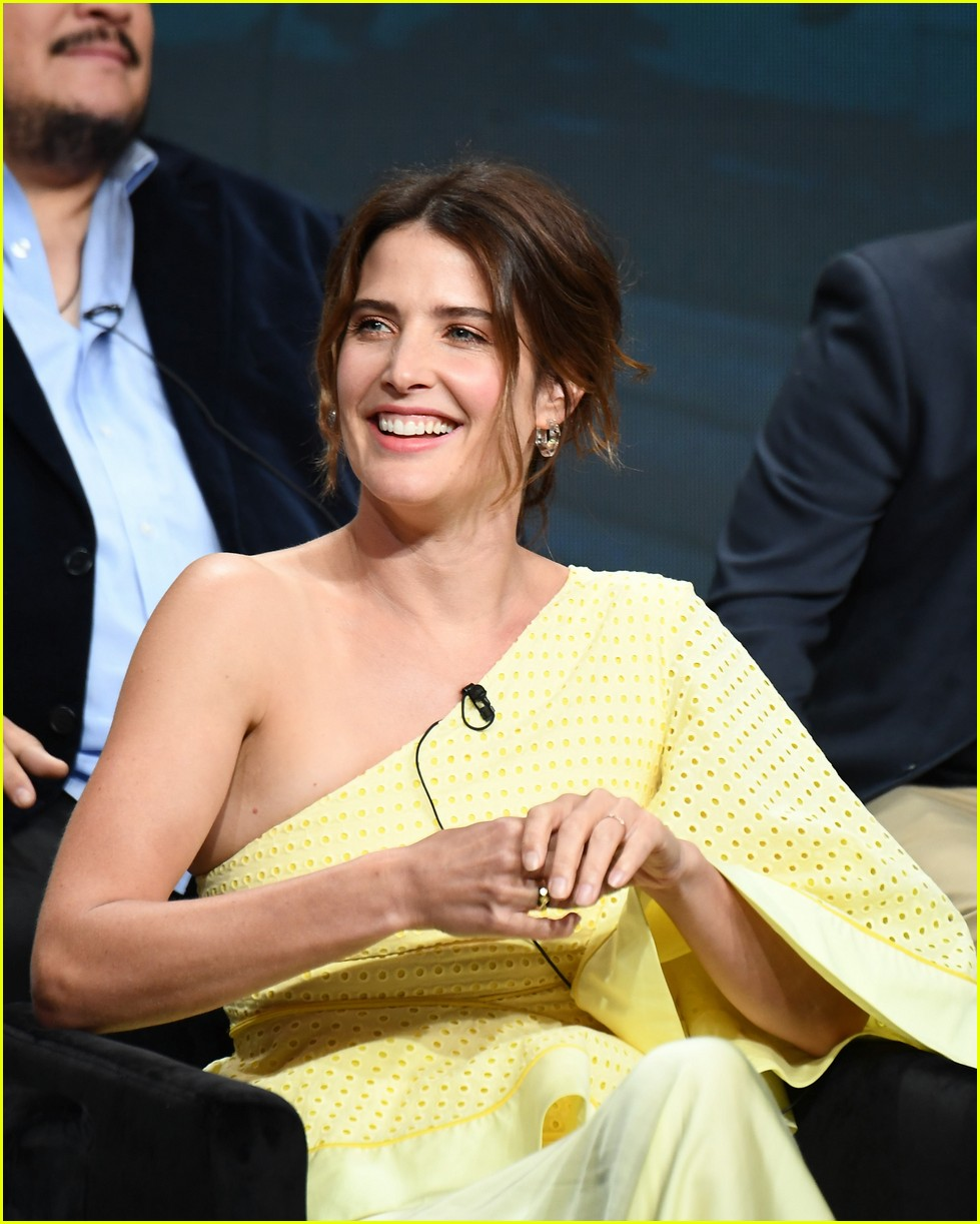 Cobie Smulders, August 2019, Gypsy Ring