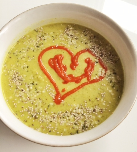 spicybroccolisoup