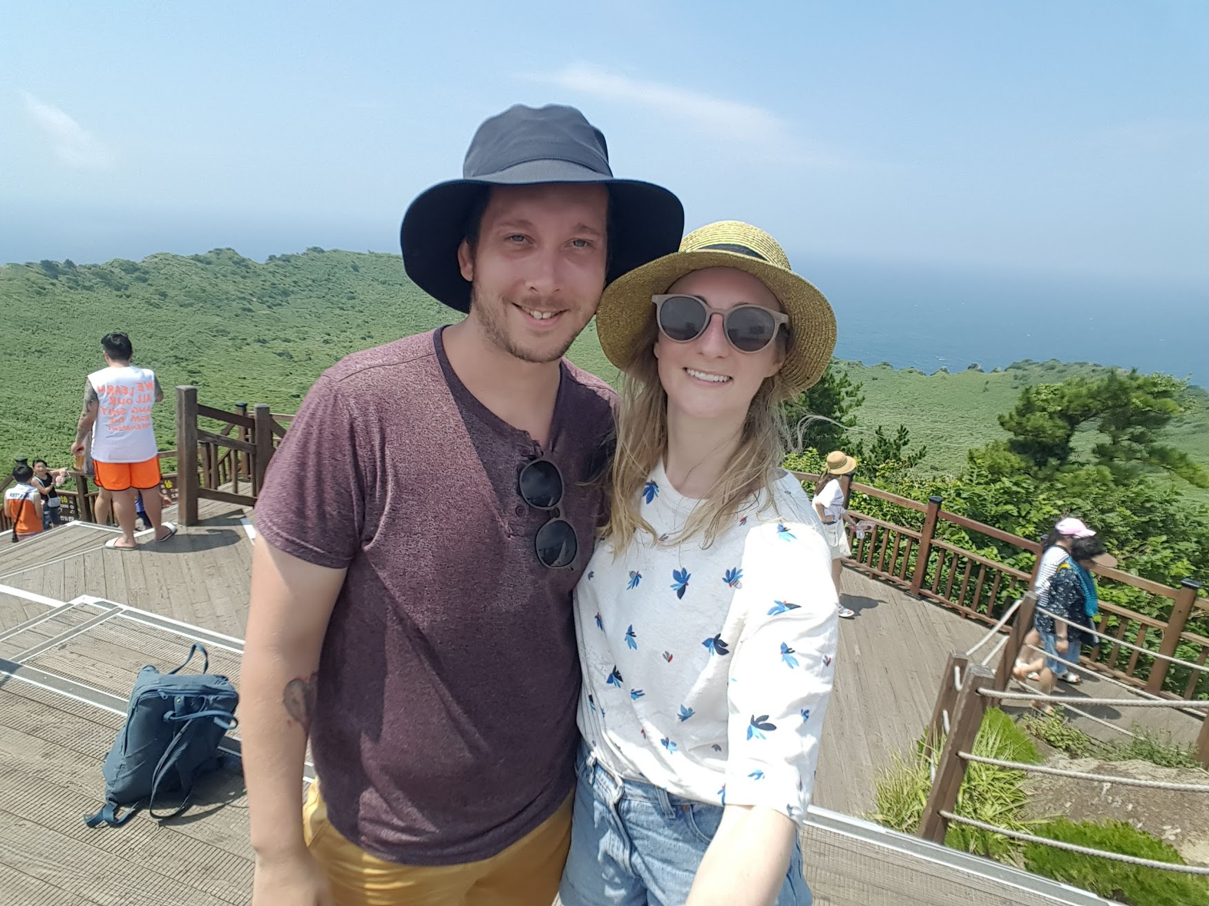 Exploring the beauty that is Jeju Island in Korea!