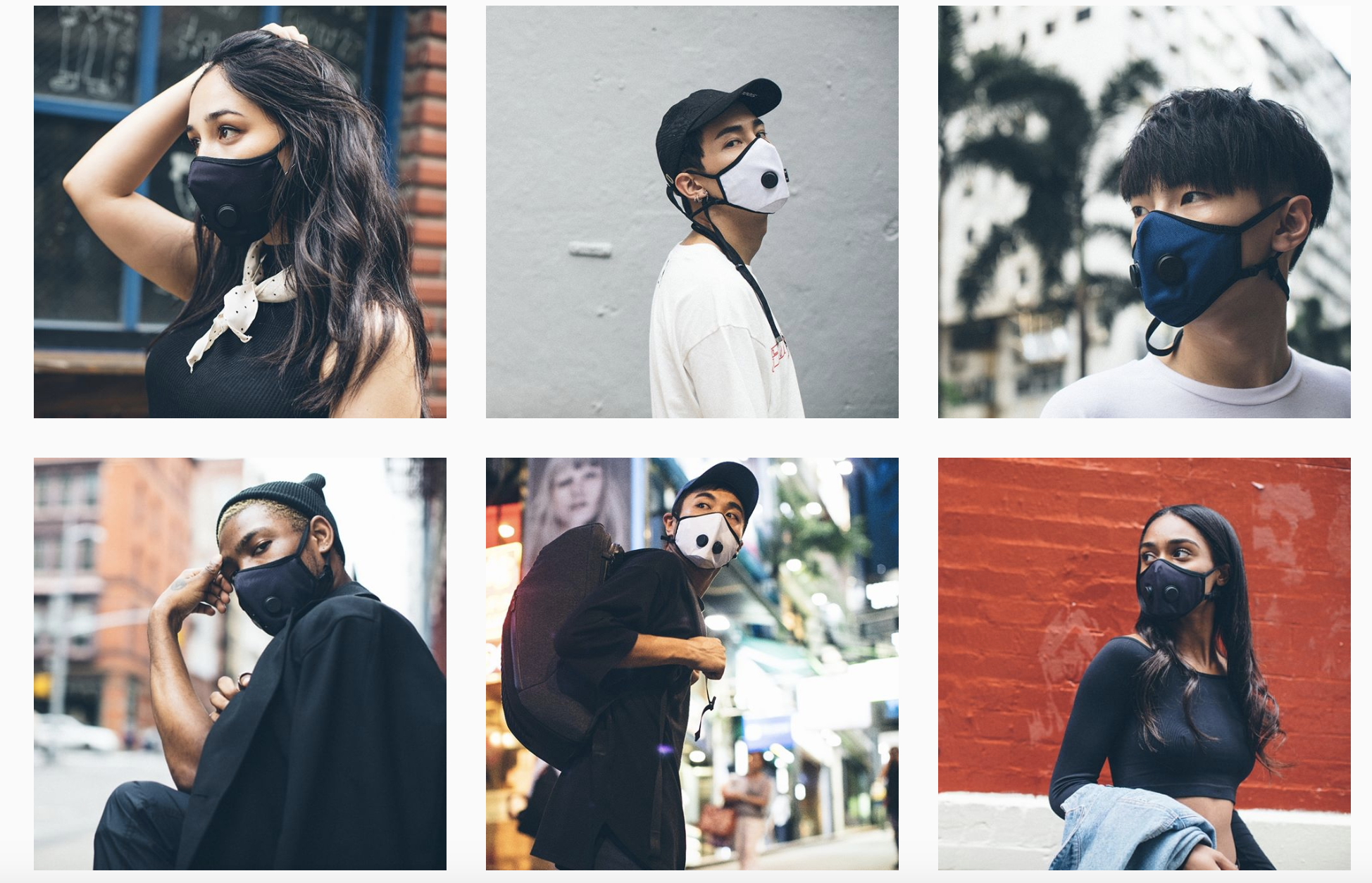 I need me one of these @airinum masks. Click to see more!