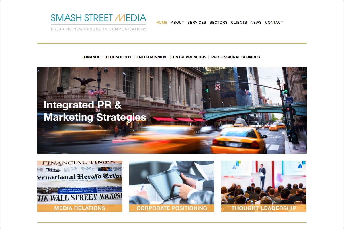 Smash Street Media - PR