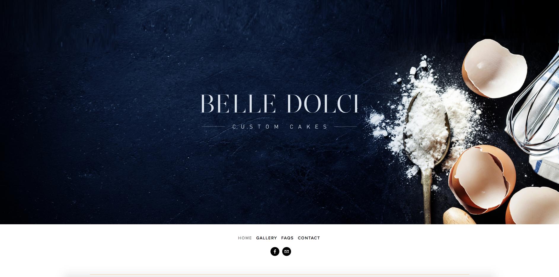 Belle Dolci – Bakery