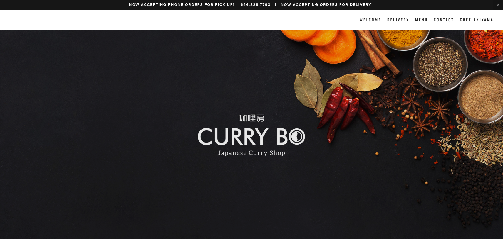Curry Bo - Fast Casual