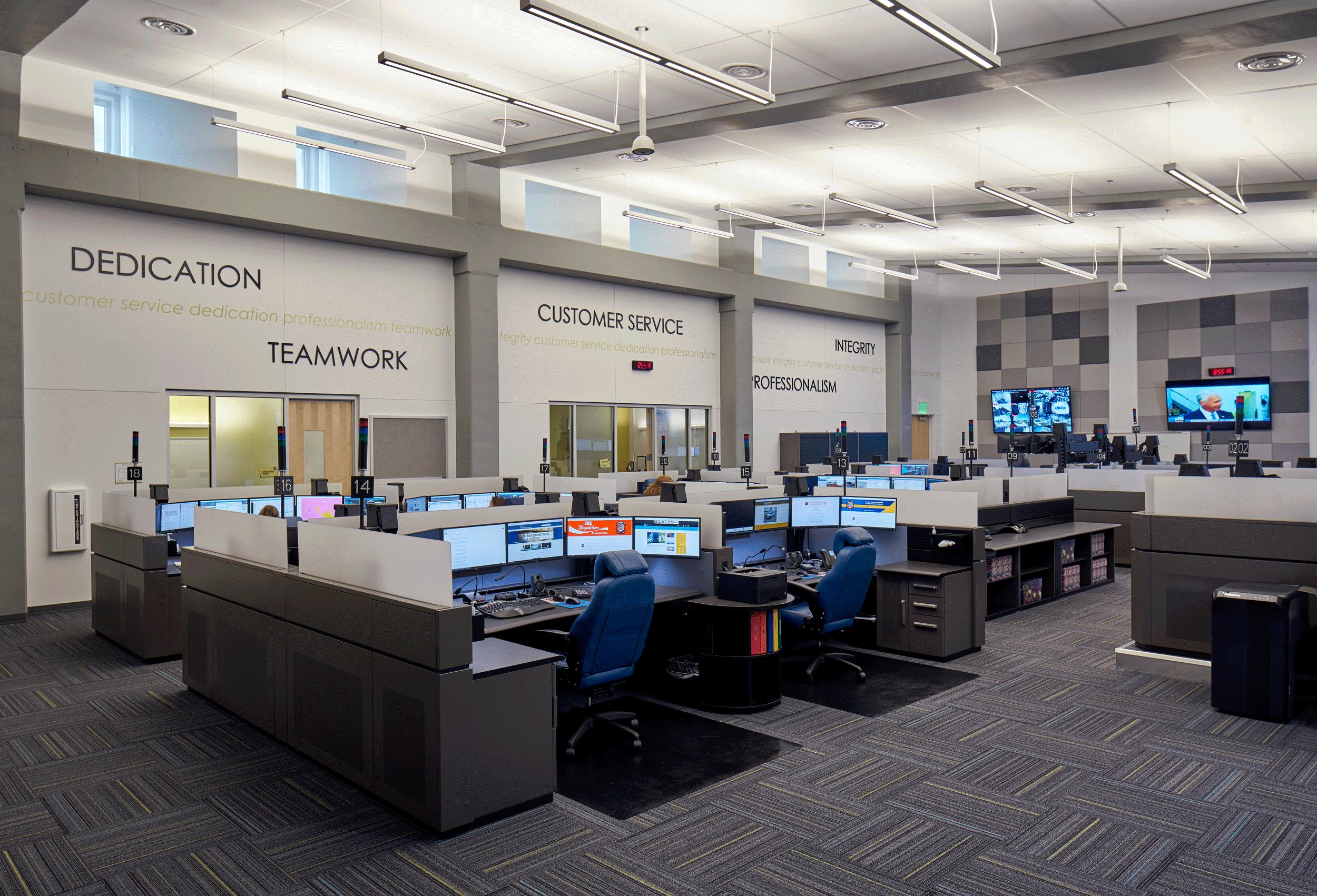 emergency communications center