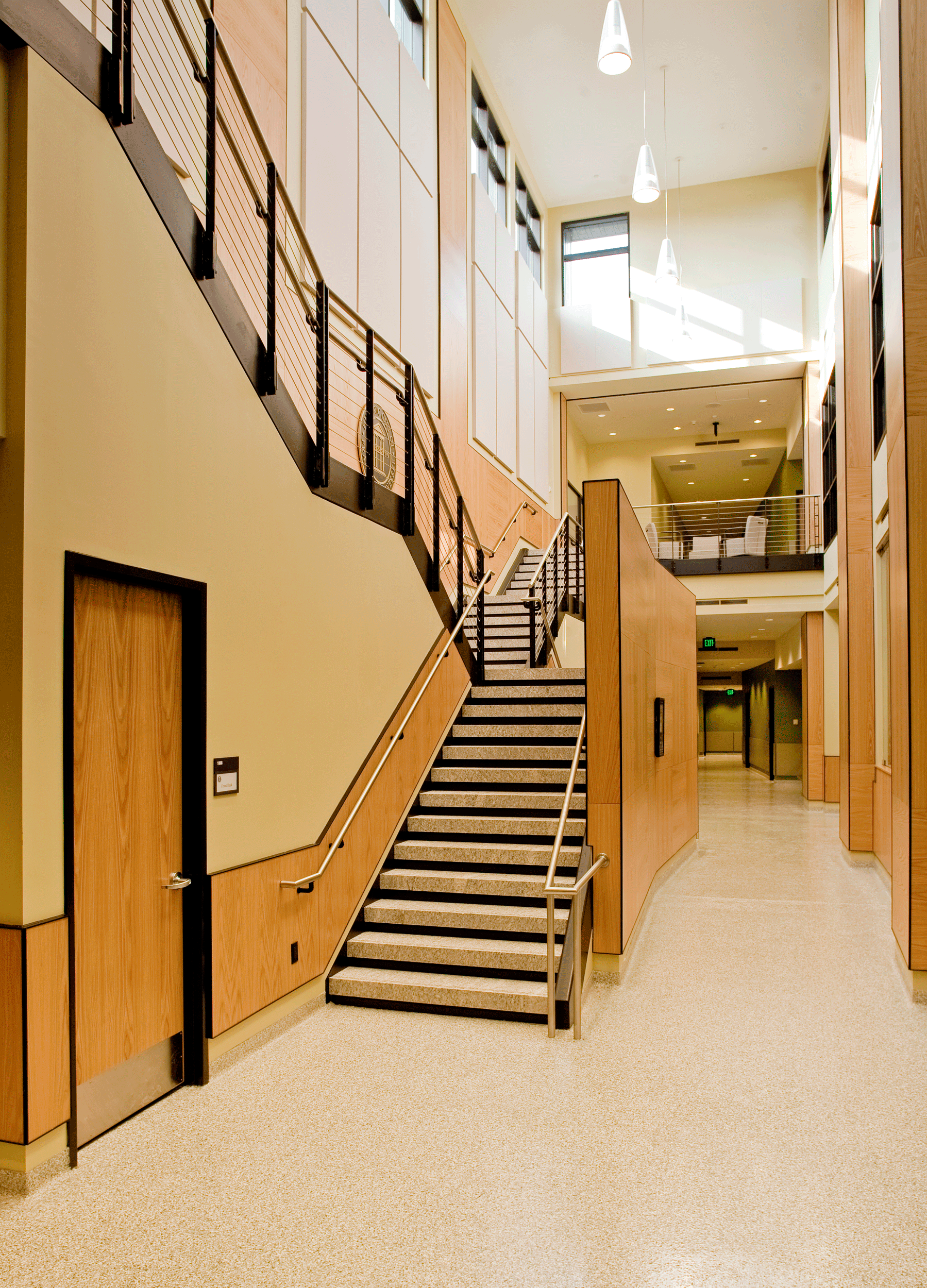 common area downstairs