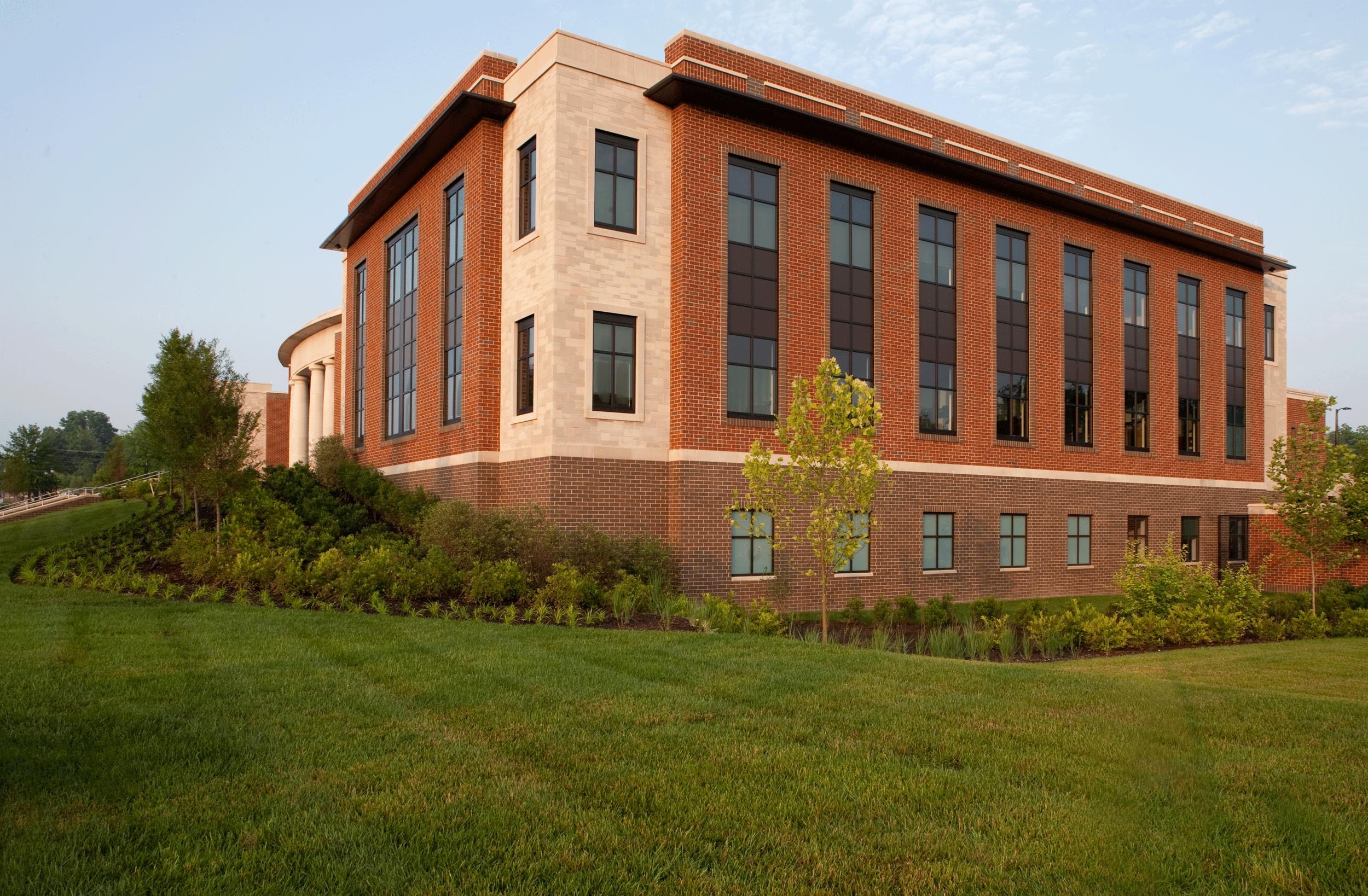 exterior side detail