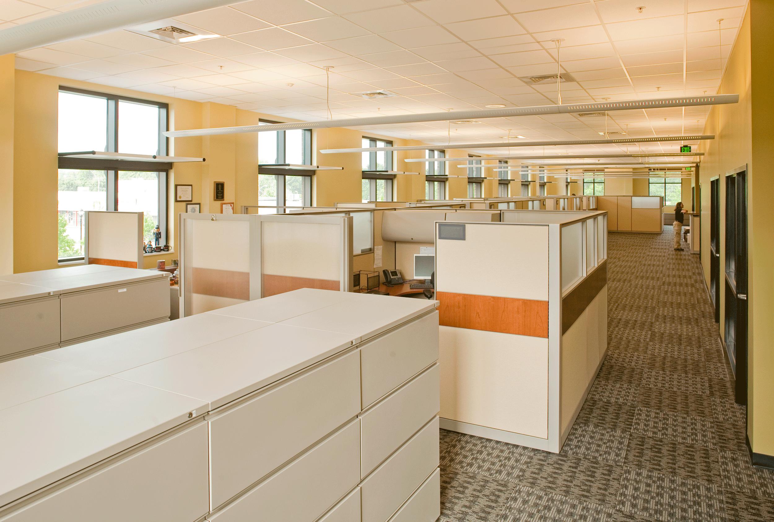open workspace
