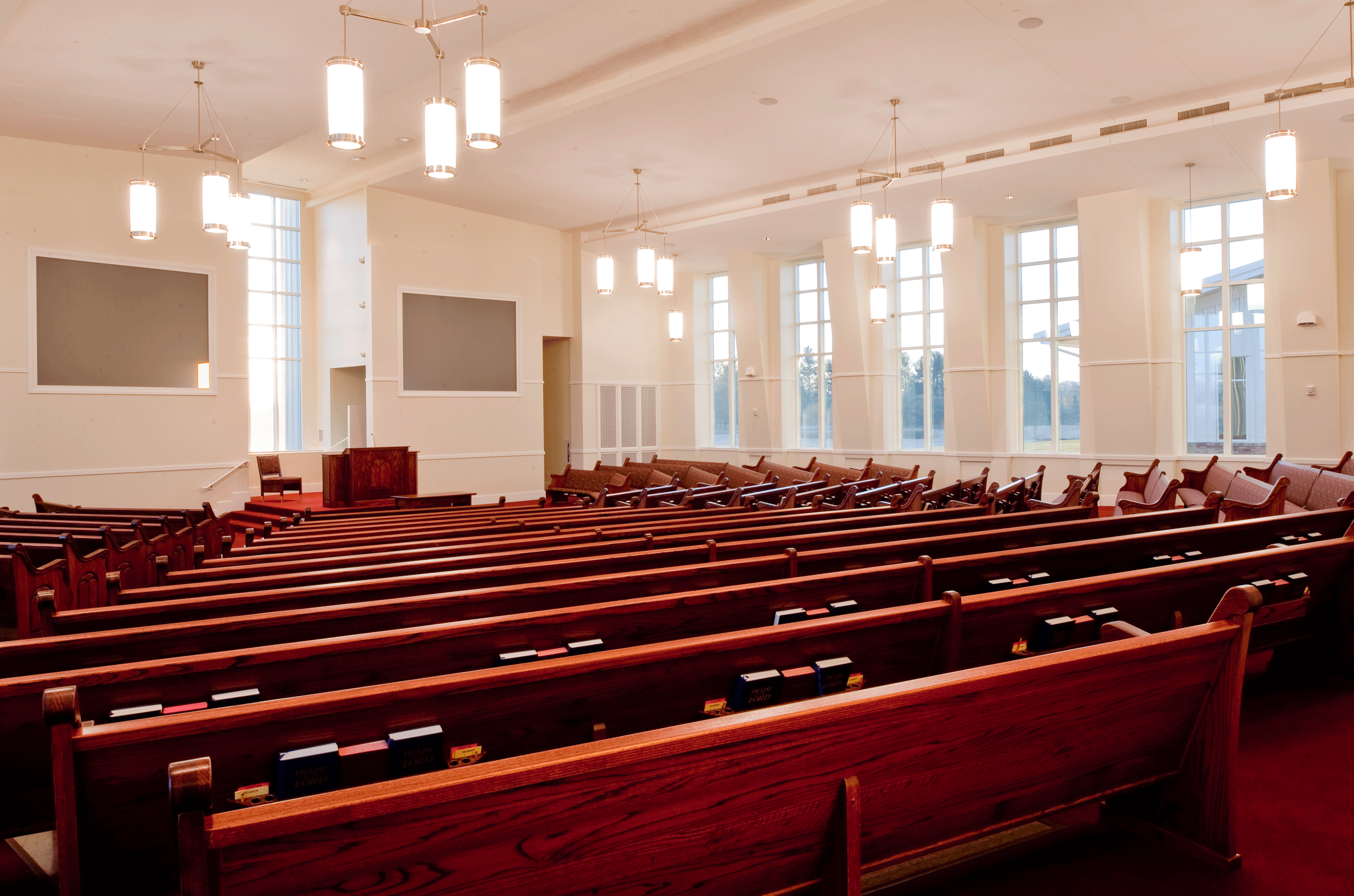 sanctuary to pulpit