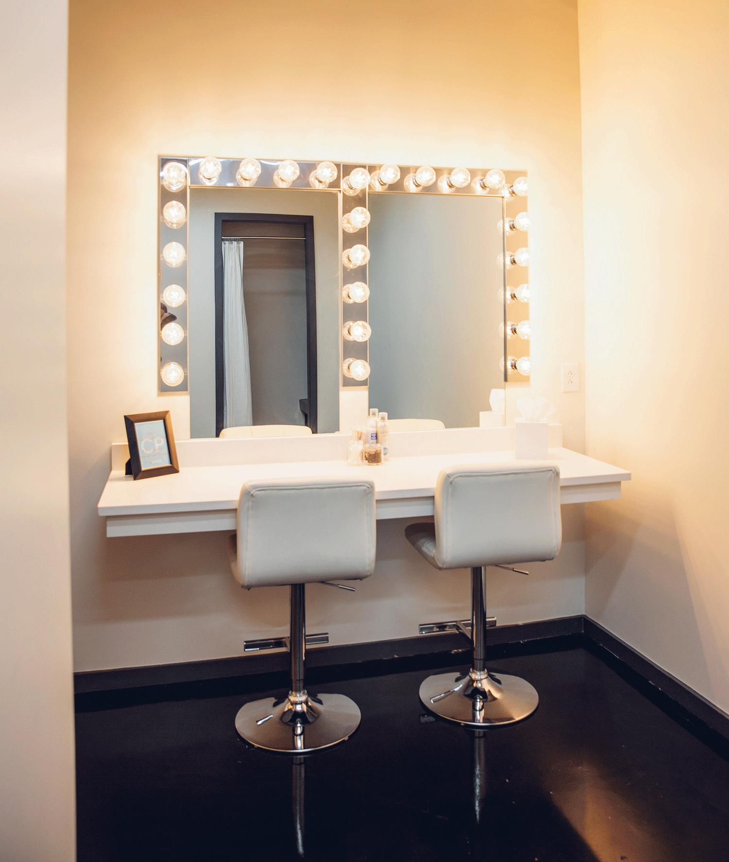 restroom facilities