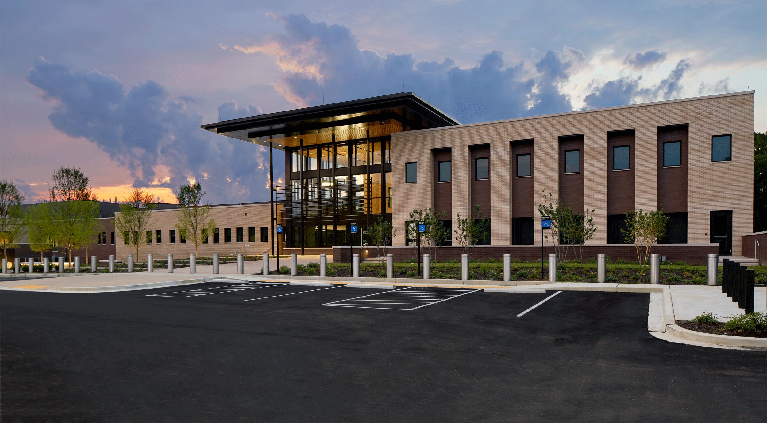 City of Murfreesboro Police Headquarters