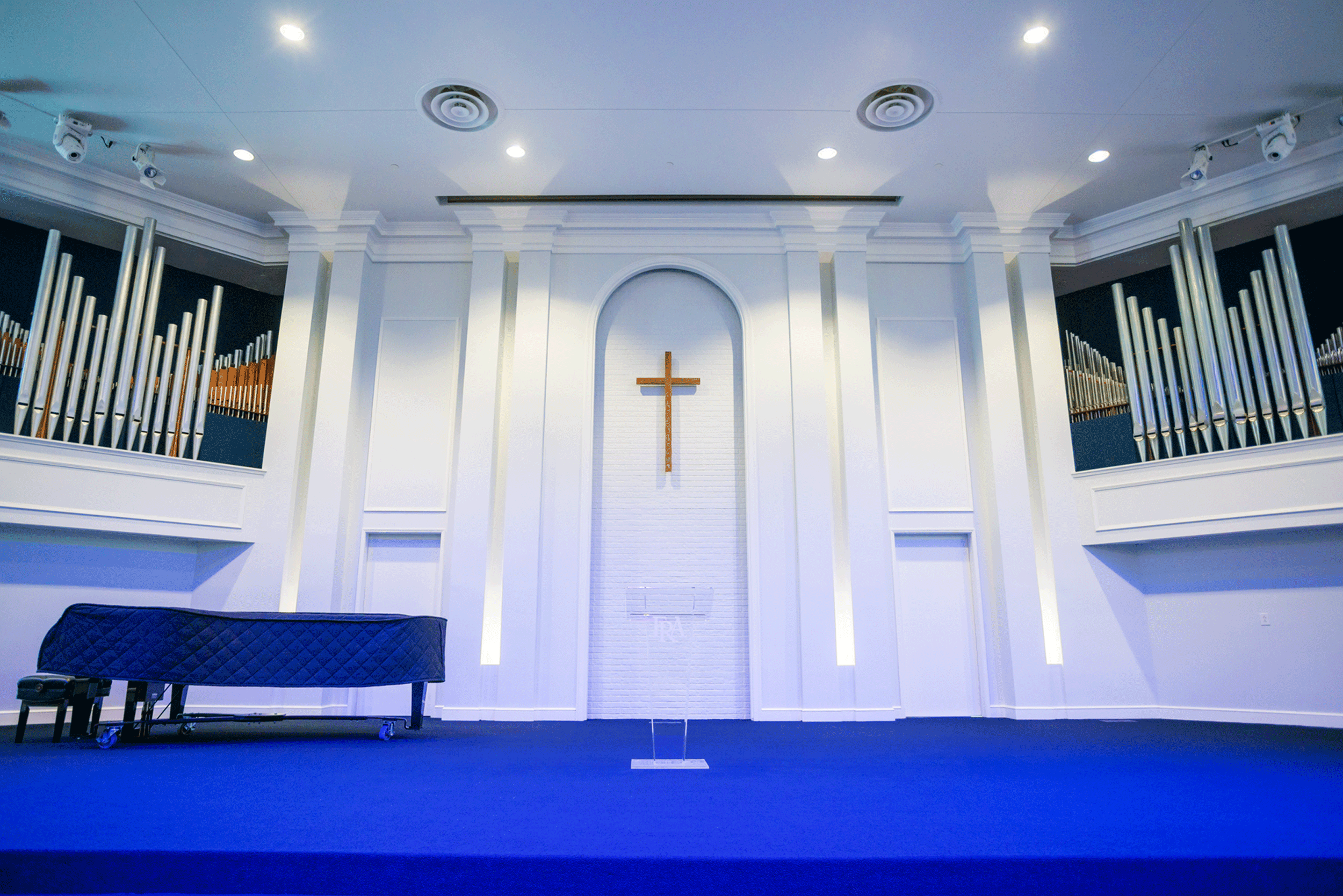 Stage detail