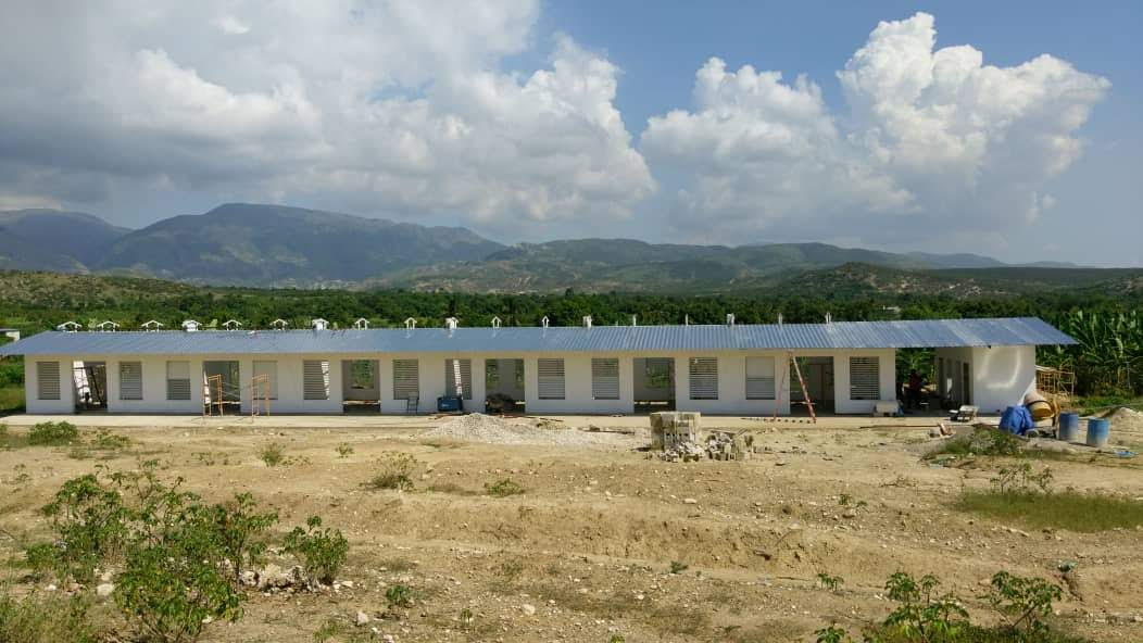 The Joseph School Campus Plan  Cabaret, Haiti