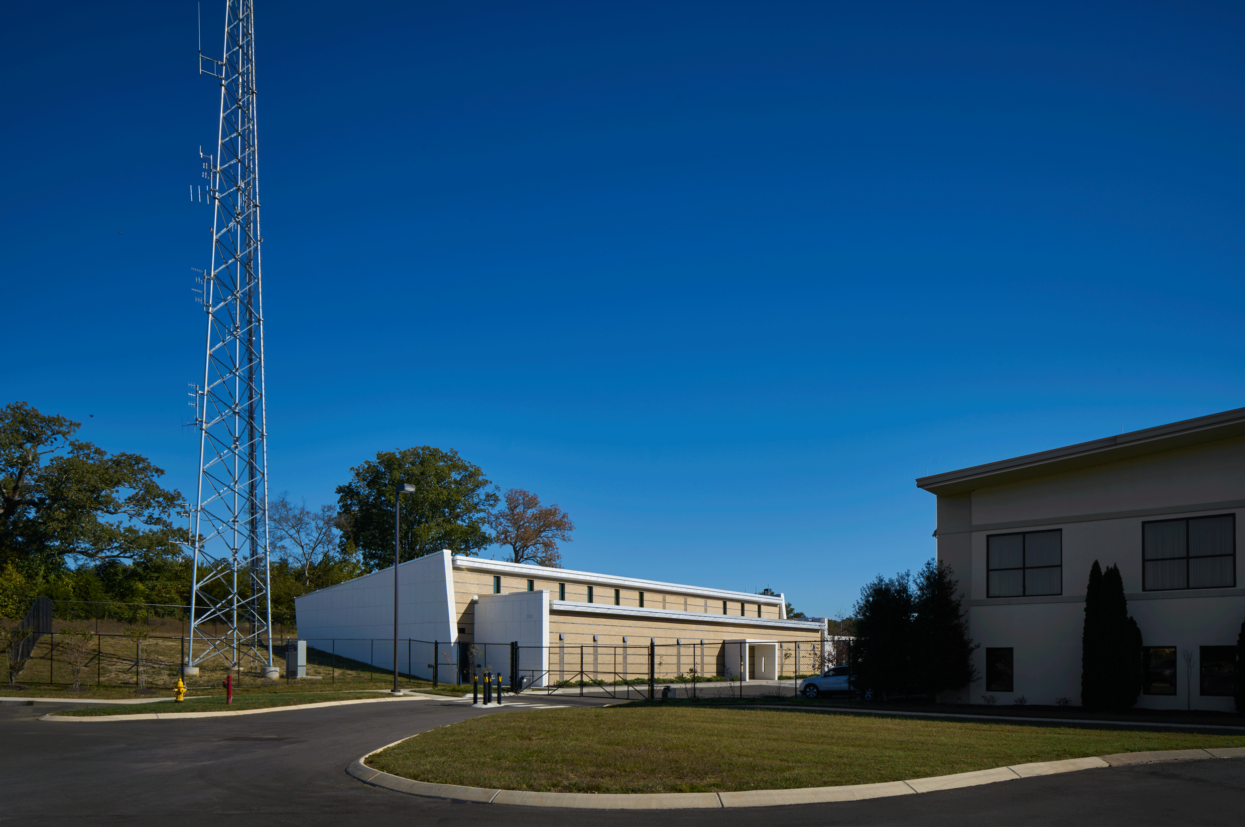 Sumner County Emergency Operations and Emergency Communication Center  Gallatin, Tennessee