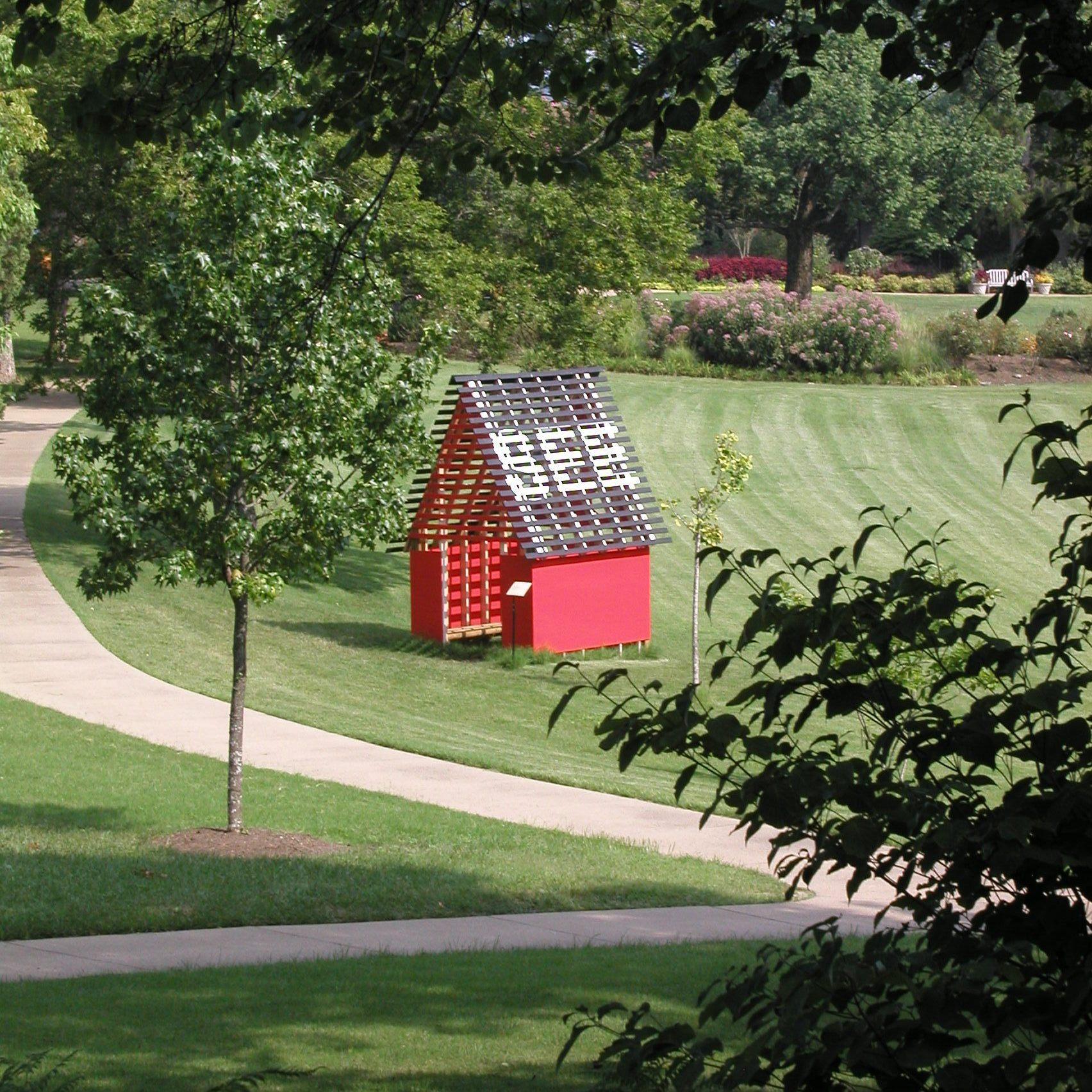 Cheekwood Birdhouse Bonanza  Nashville, Tennessee