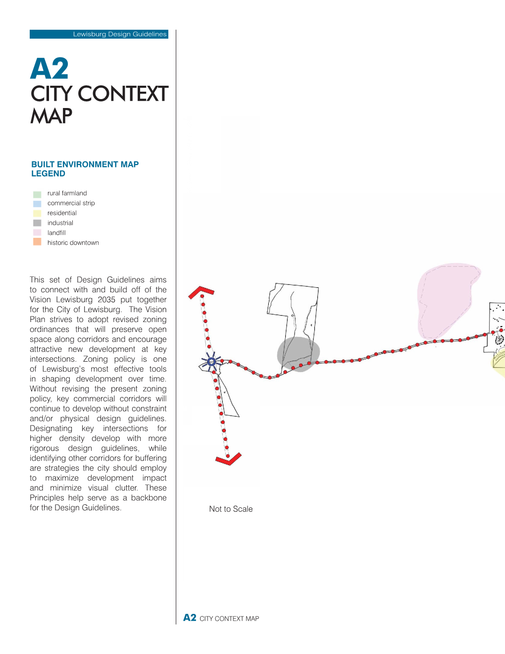 Sample page - City Context Map 1