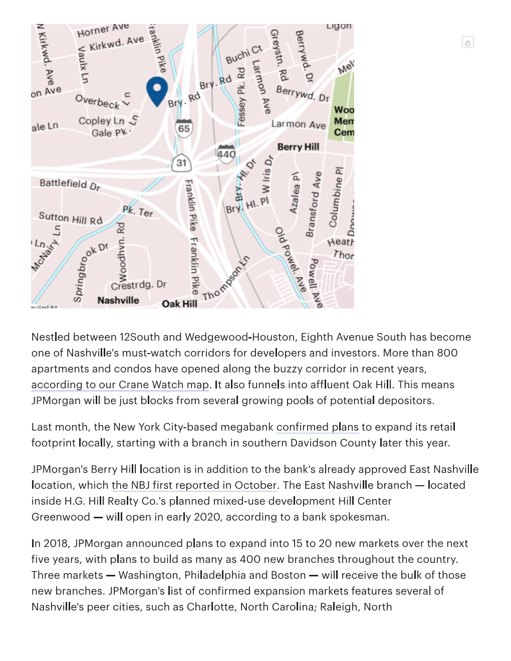 JPMorgan Chase selects Berry Hill for f...le branch - Nashville Business Journal Page 002.png
