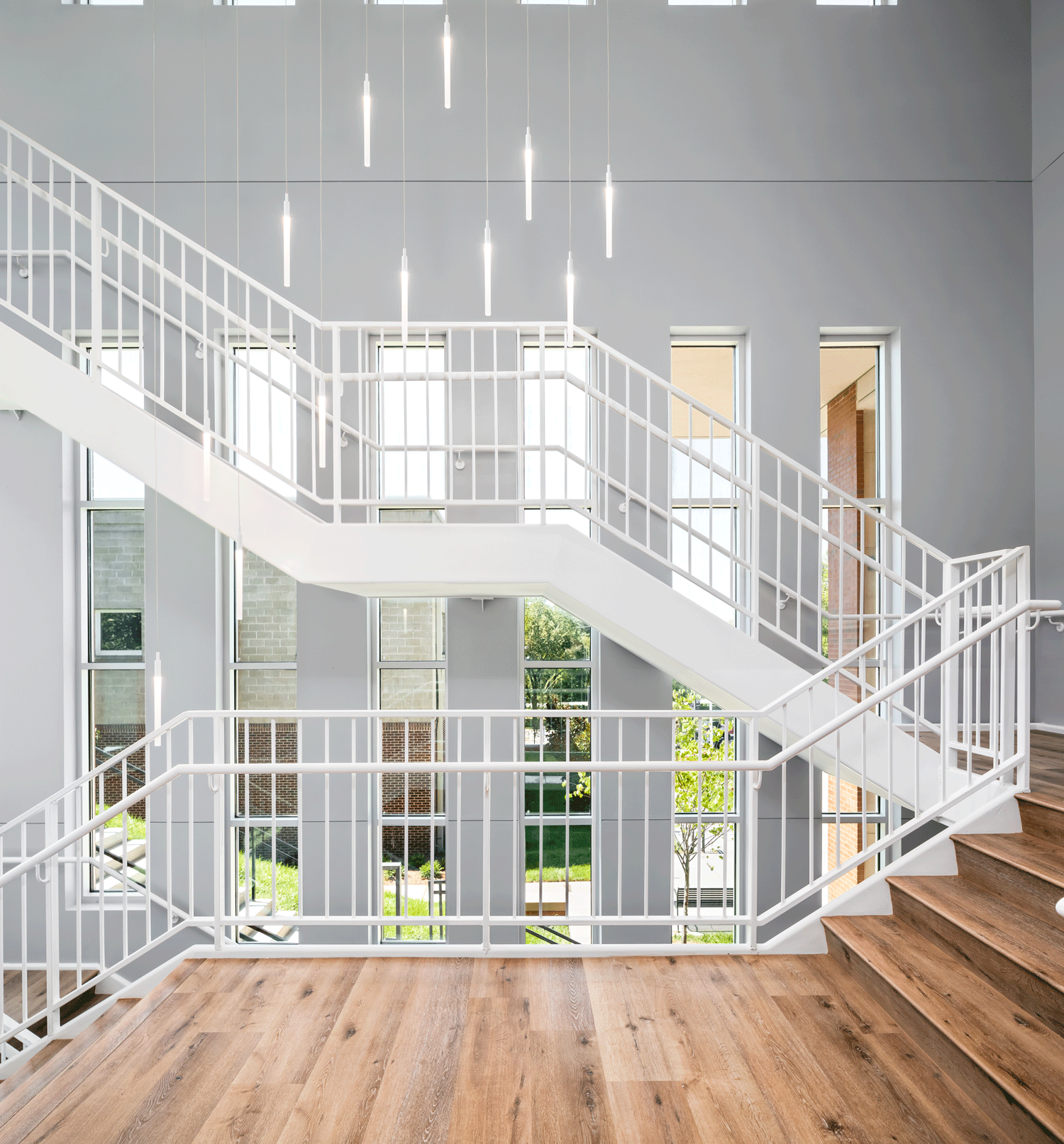 Stairwell Detail