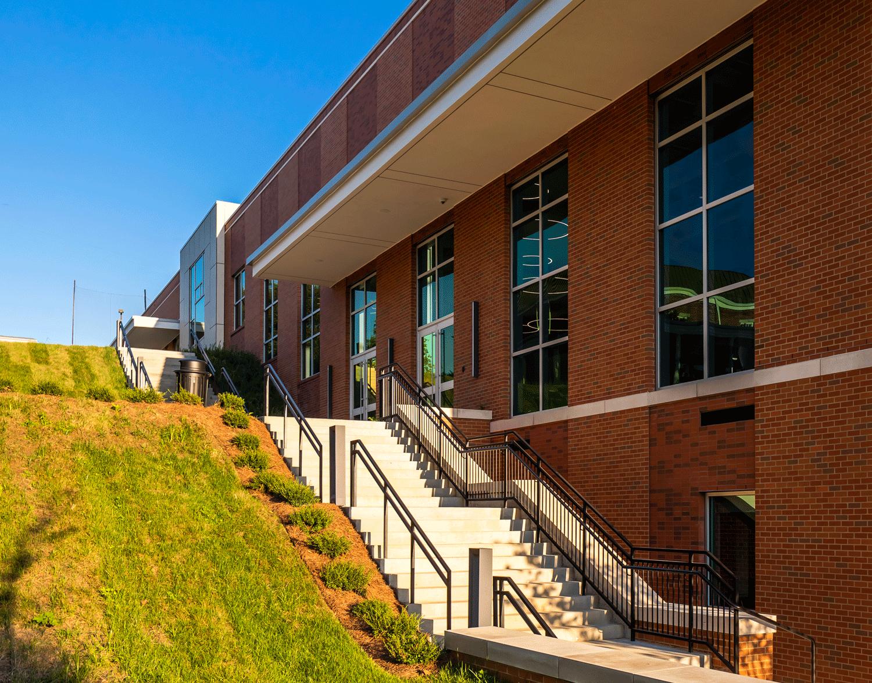 Exterior Stair
