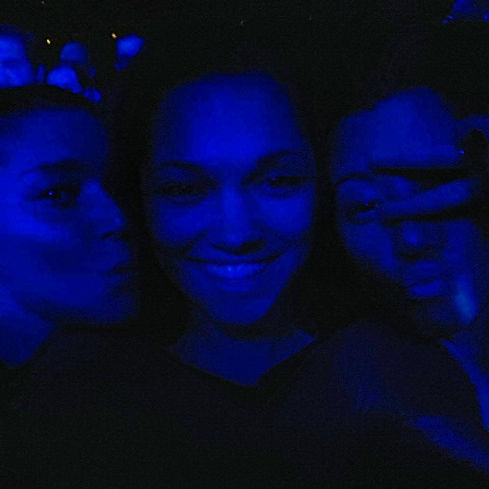 Alexandra, jag och Cajsa <3