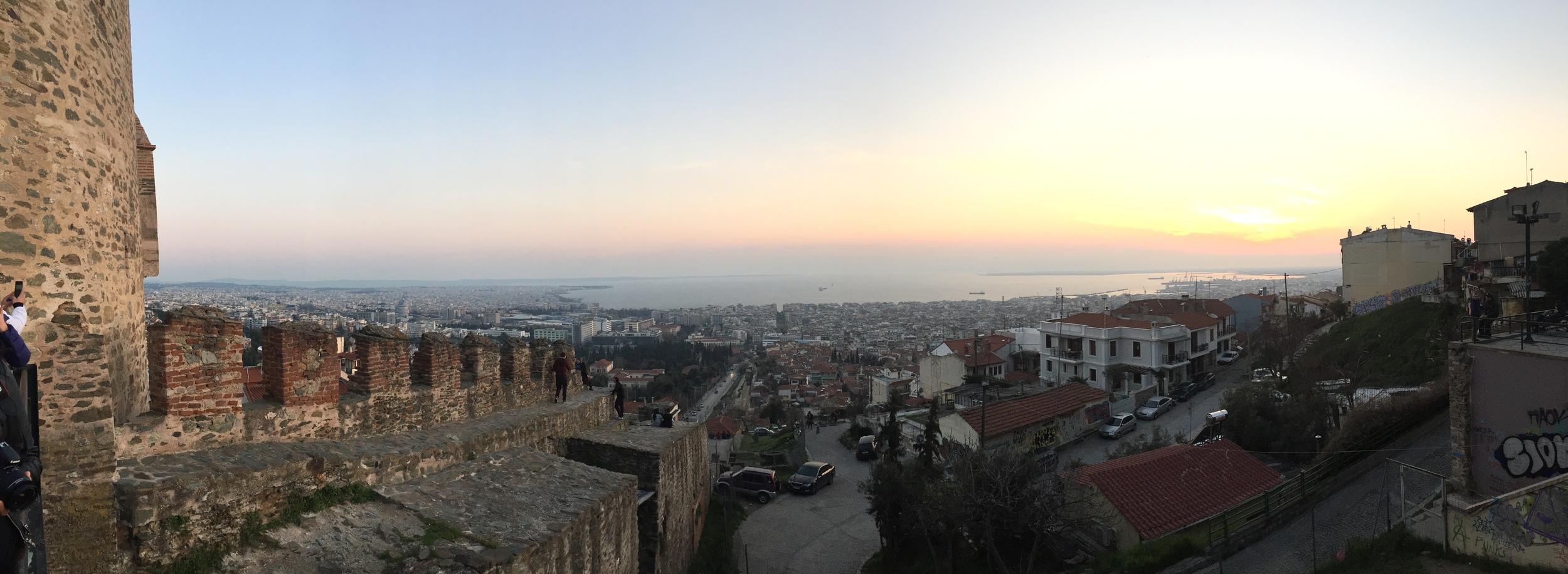 Thessaloniki, Grekland. Min bild!