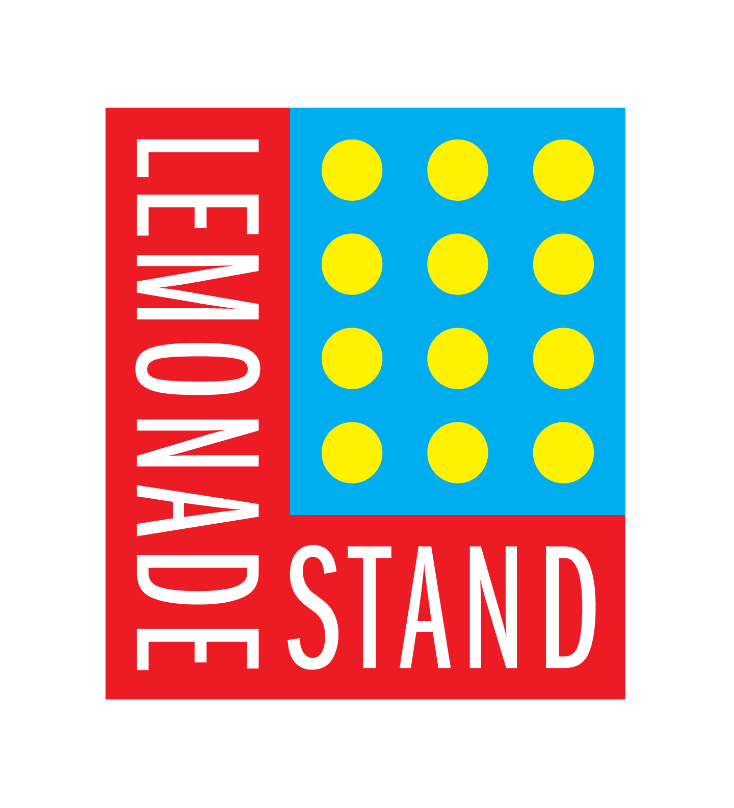 Logo Design, Lemonade Stand Pop-Up Stores